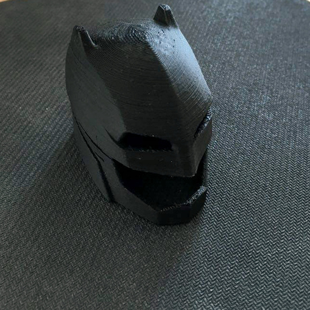 Batman s helmet from batman v superman