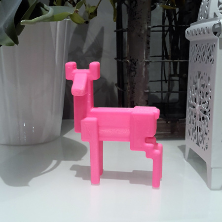 Deer ikea   decoration   samspelt