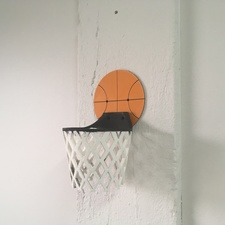 Office basketball