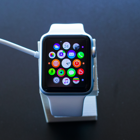 Apple watch charging stand