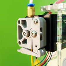 Latch   quick release extruder