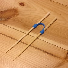 Chopsticks hinge